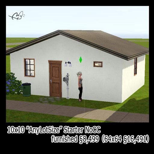 「どう建築しても」スターターハウス