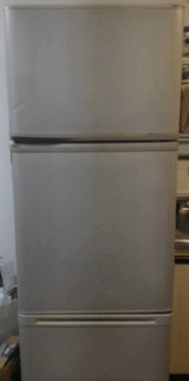 22年物の冷蔵庫を買い換えました。