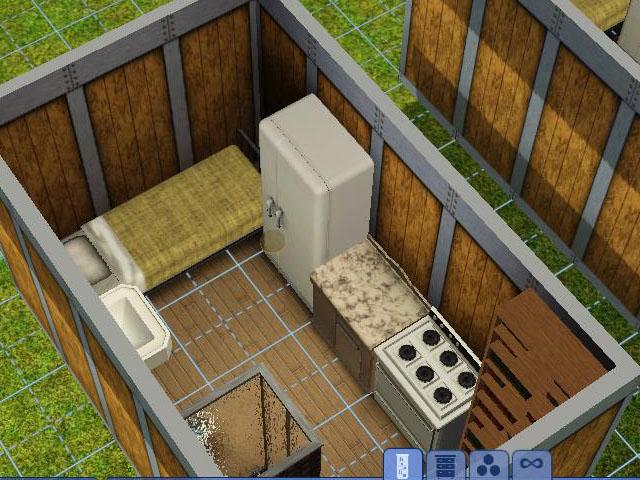 Sims3再現プレイ:フリーウィルテスト
