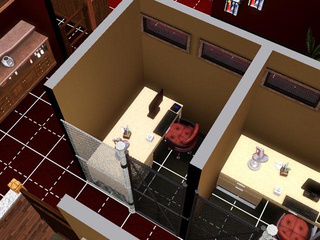 Sims3再現プレイ:なぜか再現Lotその1